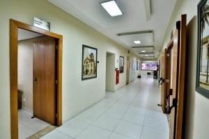 Monte Serrat Hotel, Hotel  Santos - big - 32