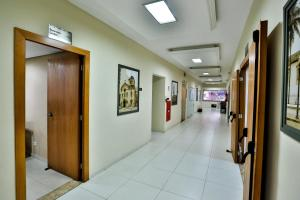 Monte Serrat Hotel, Hotels  Santos - big - 32