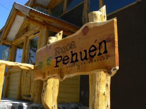 Ruca Pehuen Eco-Lodge De Montaña
