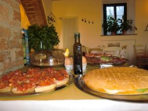 Casa Di Campagna In Toscana, Vidiecke domy  Sovicille - big - 102