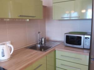 Apartment Larisa, Apartmanok  Szocsi - big - 11