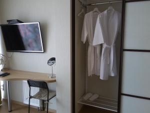 Apartment Larisa, Apartmanok  Szocsi - big - 12