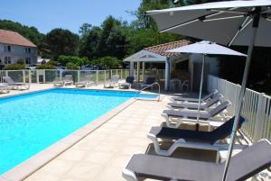 Hotel Le Relais des Champs, Hotels  Eugénie-les-Bains - big - 5