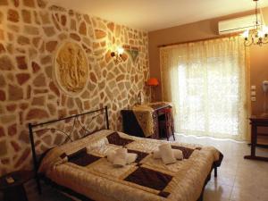 Farkia Exclusive Studios, Apartments  Faliraki - big - 36