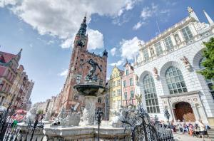 Old Town by Welcome Apartment, Apartmány  Gdaňsk - big - 177