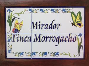 Mirador Finca Morrogacho, Bed & Breakfasts  Manizales - big - 38