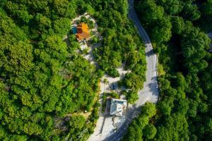 Guesthouse Papachristou, Penzióny  Tsagarada - big - 108