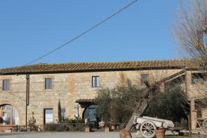 Casa Di Campagna In Toscana, Vidiecke domy  Sovicille - big - 103