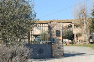 Casa Di Campagna In Toscana, Vidiecke domy  Sovicille - big - 104