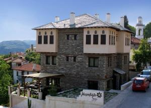 Hotel Mirovoli, Hotel  Miléai - big - 23