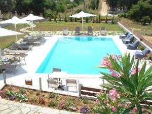 Villa Madeleine, Appartamenti  Nea Fokea - big - 1