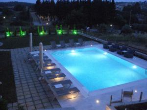 Villa Madeleine, Appartamenti  Nea Fokea - big - 27