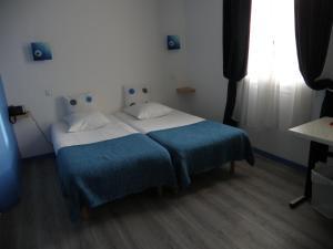 Aquitain Hôtel Gare Saint-Jean, Hotely  Bordeaux - big - 6