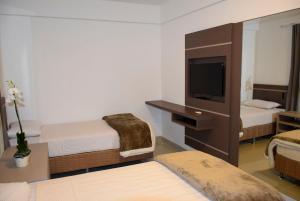 Apartamentos Trindade, Apartmanok  Florianópolis - big - 3