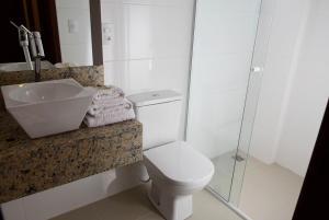Apartamentos Trindade, Apartmanok  Florianópolis - big - 10