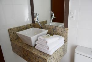 Apartamentos Trindade, Apartmanok  Florianópolis - big - 11