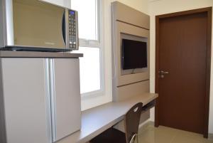 Apartamentos Trindade, Apartmanok  Florianópolis - big - 18