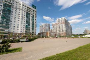Izumrudnye Holmy 1, Apartmanok  Krasznogorszk - big - 24