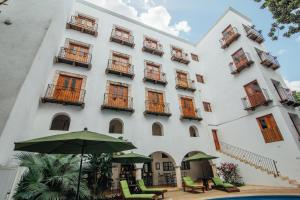 Hotel Meson del Marques, Hotels  Valladolid - big - 48