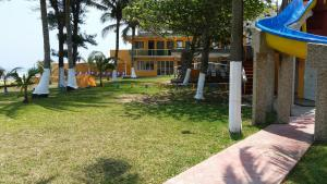 Hotel y Balneario Playa San Pablo, Hotels  Monte Gordo - big - 267