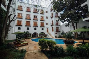 Hotel Meson del Marques, Hotels  Valladolid - big - 41