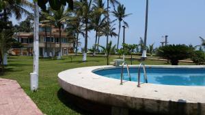Hotel y Balneario Playa San Pablo, Отели  Monte Gordo - big - 270
