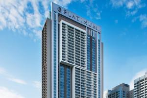 THE FACE Suites, Апарт-отели  Куала-Лумпур - big - 25