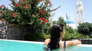 Santorini Heritage Villas, Vily  Megalokhori - big - 165