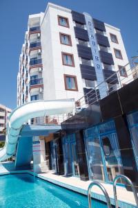 Sea Bird Hotel, Hotely  Didim - big - 19