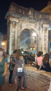 Arco Arina Apartment, Apartments  Pula - big - 1
