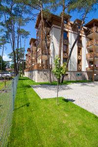 Mielno Apartments Rezydencja Park, Appartamenti  Mielno - big - 71