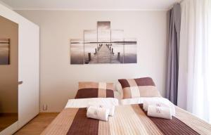 Mielno Apartments Rezydencja Park, Appartamenti  Mielno - big - 30