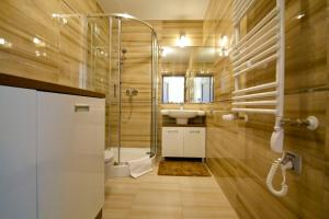 Mielno Apartments Rezydencja Park, Appartamenti  Mielno - big - 32