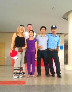 Kim Quang Apartment, Apartmány  Long Hai - big - 33