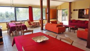 Villa Panoramica Belvedere, Apartmány  Scontrone - big - 18
