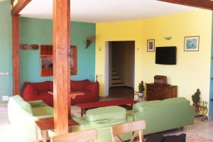 Villa Panoramica Belvedere, Appartamenti  Scontrone - big - 21