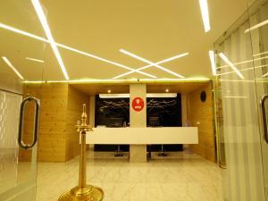 OYO 4491 George's The Royal Suite Residency, Hotel  Sultan Bathery - big - 12