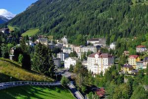 Pension St.Leonhard, Bed & Breakfast  Bad Gastein - big - 20