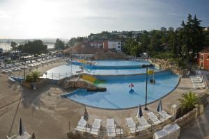 Hotel Aquapark Žusterna, Hotely  Koper - big - 39