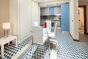 INMálaga Carmen, Apartments  Málaga - big - 18