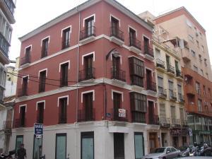 INMálaga Carmen, Apartments  Málaga - big - 9