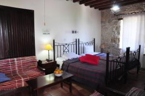Amarakos Guesthouse, Affittacamere  Kato Akourdalia - big - 19