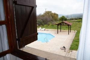 Amarakos Guesthouse, Affittacamere  Kato Akourdalia - big - 12