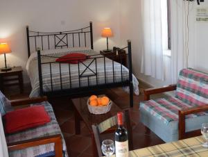 Amarakos Guesthouse, Affittacamere  Kato Akourdalia - big - 2
