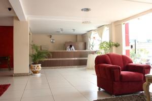 Hotel Central, Hotely  Vitória da Conquista - big - 12