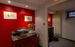 Hôtel Restaurant et Spa Au Tilleul, Hotely  Labaroche - big - 27