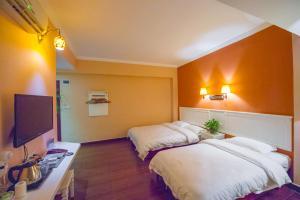 Lucy's Hotel, Отели  Яншо - big - 12