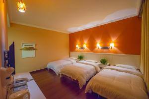 Lucy's Hotel, Отели  Яншо - big - 2