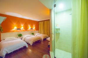 Lucy's Hotel, Отели  Яншо - big - 3