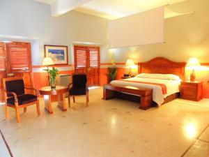 Hotel Meson del Marques, Hotels  Valladolid - big - 30